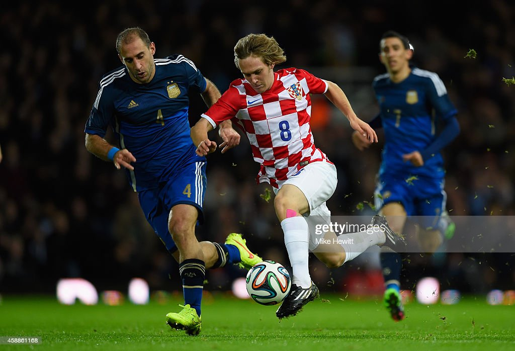 Argentina v Croatia - International Friendly