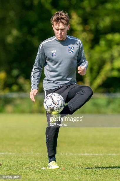 Alen Halilovic of SC Heerenveen seen during the training session of SC Heerenveen on May 14, 2020 in Amsterdam, Netherlands.
