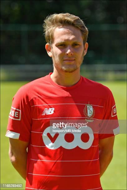 Alen Halilovic of Standard during the 2019 - 2020 season photo shoot of Standard de Liege on July 10, 2019 in Liege, Belgium.