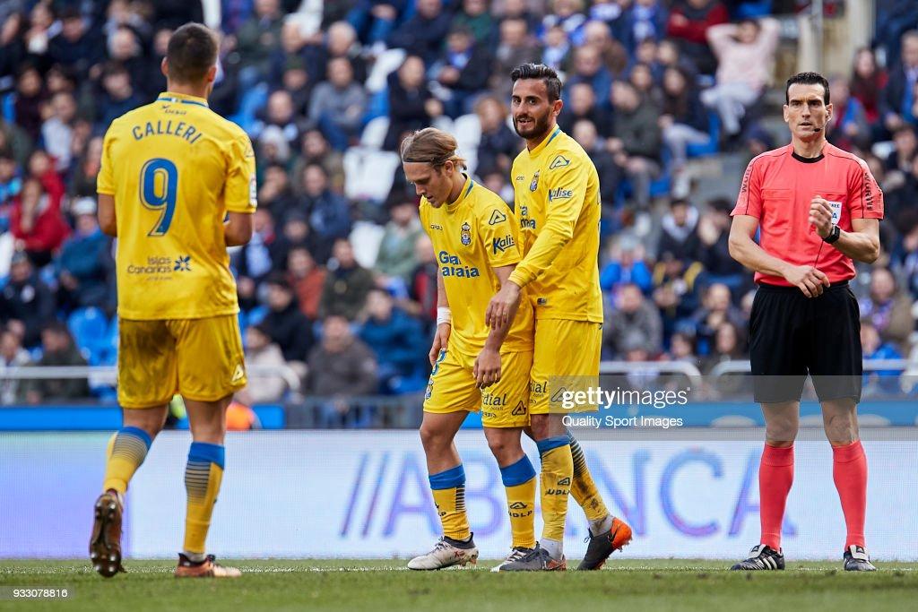 Deportivo La Coruna v Las Palmas - La Liga : News Photo