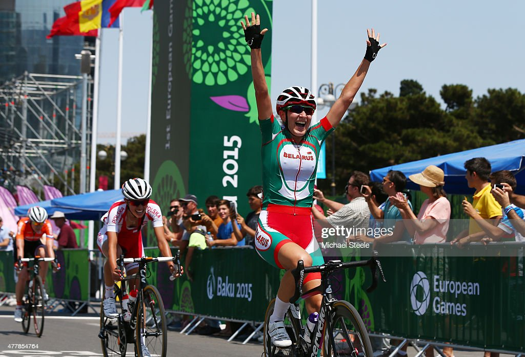Road Cycling Day 8: Baku 2015 - 1st European Games