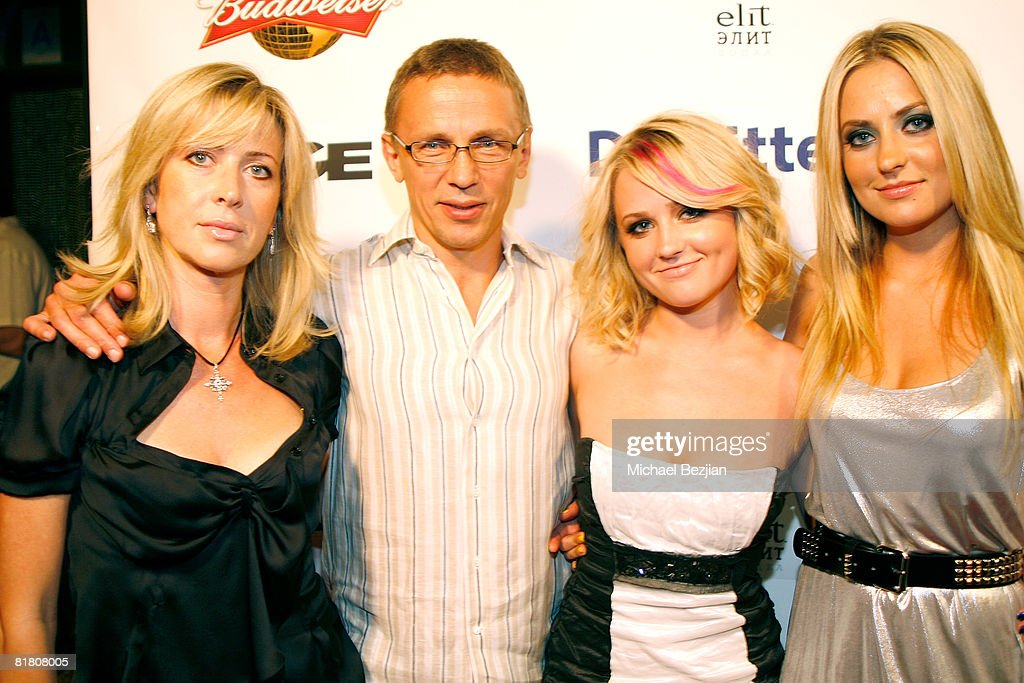 Igor Larionov's Private Party For His Induction Into The Hall Of Fame : News Photo