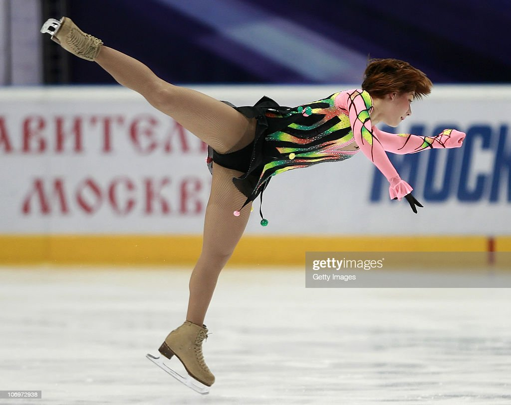 ISU Grand Prix of Figure Skating 2010/2011 Cup of Russia