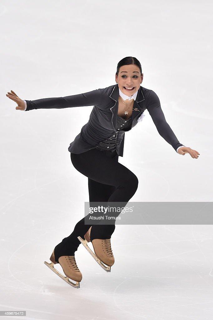 ISU Grand Prix of Figure Skating 2014/2015 NHK Trophy - Day 1
