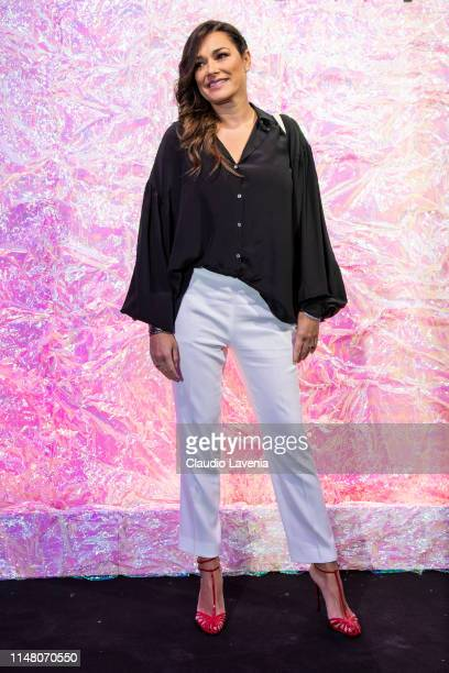 Alena Seredova attends the Huawei Fashion Flair event on May 09 2019 in Milan Italy