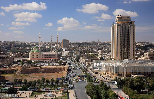 aleppo - syria stock pictures, royalty-free photos & images