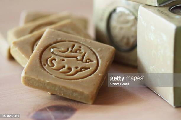 aleppo soap - aleppo stock pictures, royalty-free photos & images