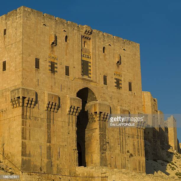 Aleppo was famous for its architecture for its attractive churches mosques schools and baths as an important center of trade between the eastern...