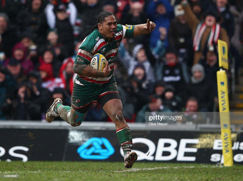 QBE - Premiership Rugby 2011/2012 Season
