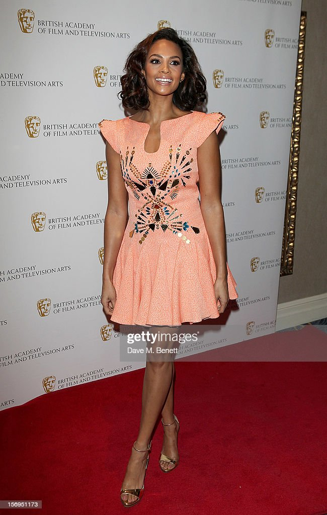 Alesha Dixon arrives at the British Academy Children's Awards at the London Hilton on November 25, 2012 in London, England.