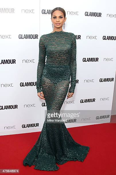 Alesha Dixon attend the Glamour Women Of The Year Awards at Berkeley Square Gardens on June 2 2015 in London England
