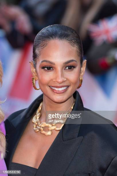 Alesha Dixon attends the Britain's Got Talent 2020 photocall at London Palladium on January 19 2020 in London England