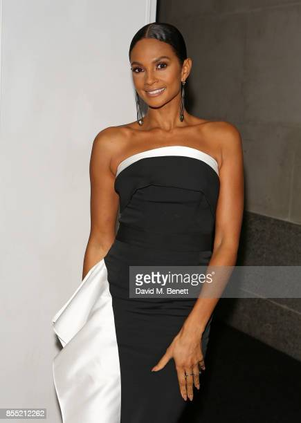 Alesha Dixon attends the Britain's Got Talent Childline Ball at Old Billingsgate Market on September 28 2017 in London England