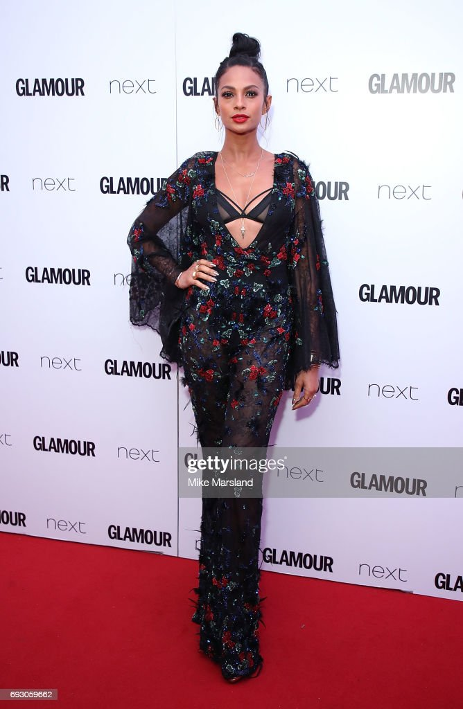Alesha Dixon attends the Glamour Women of The Year awards 2017 at Berkeley Square Gardens on June 6, 2017 in London, England.
