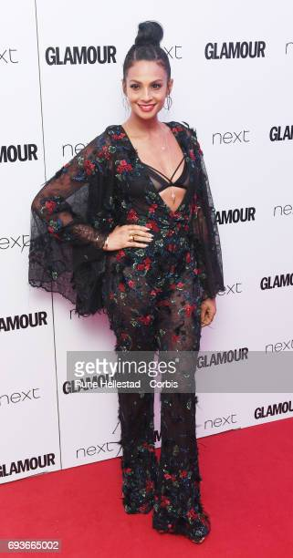 Alesha Dixon attends the Glamour Women of The Year awards 2017 at Berkeley Square Gardens on June 06 2017 in London England