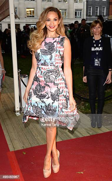 Alesha Dixon attends the Glamour Women of the Year Awards at Berkeley Square Gardens on June 3 2014 in London England
