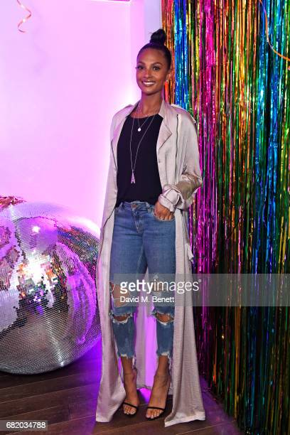 Alesha Dixon attends the launch of The Curtain in Shoreditch on May 11 2017 in London England