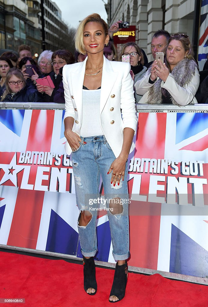"""Britain's Got Talent"" - London Auditions - Red Carpet Arrivals"