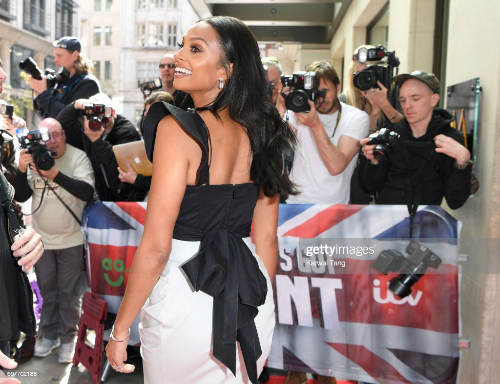 Britain's Got Talent - Red Carpet : News Photo