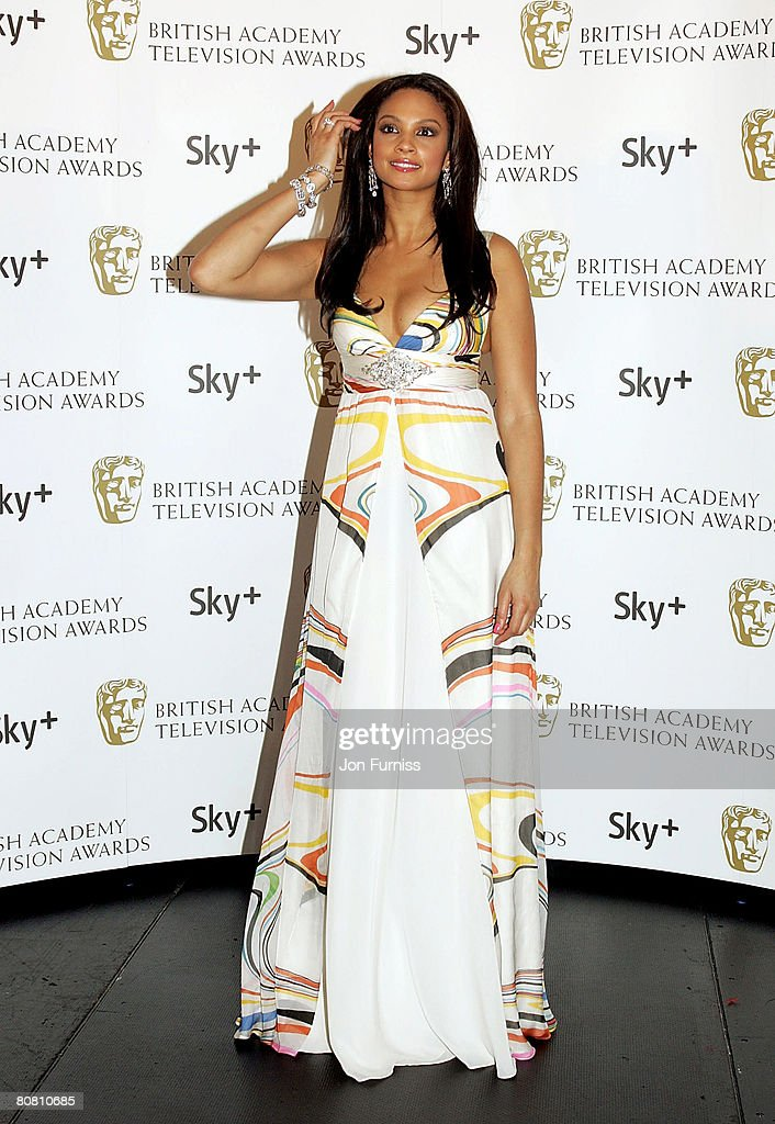 Alesha Dixon During The British Academy Television Awards 2008 Held News Photo Getty Images