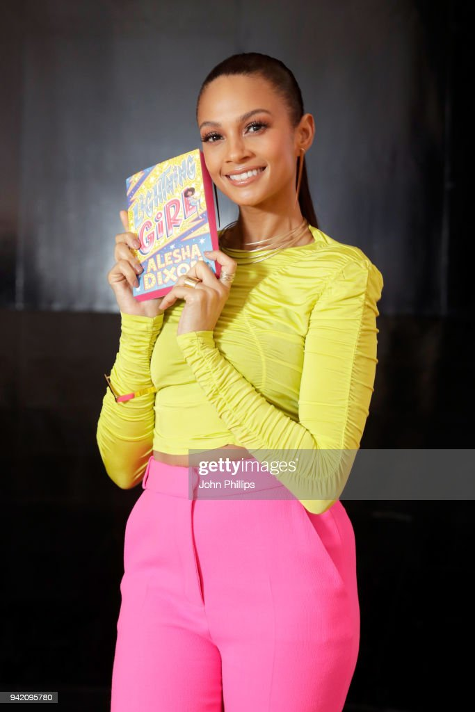 """Alesha Dixon Launches Her First Book """"Lightning Girl"""""""