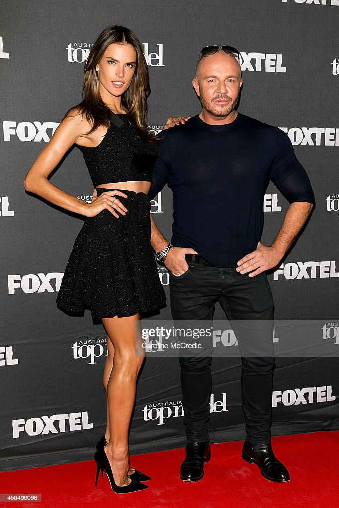 Australia's Next Top Model Elimination - Arrivals