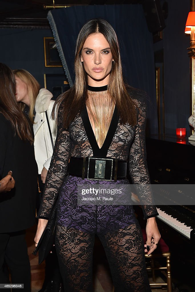 Balmain : Aftershow Dinner - Paris Fashion Week Womenswear Fall/Winter 2015/2016