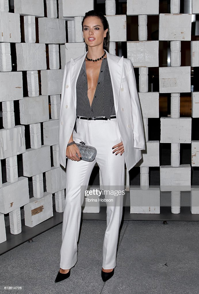 Hammer Museum 14th Annual Gala In The Garden With Generous Support From Bottega Veneta - Arrivals : News Photo