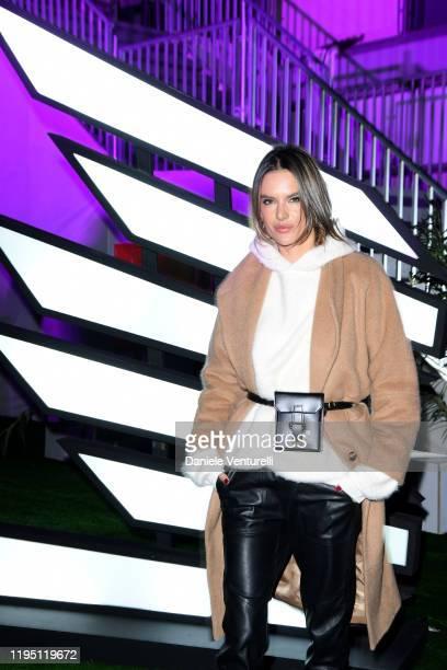 Alessandra Ambrosio attends the MDL Beast Festival on December 20 2019 in Riyadh Saudi Arabia