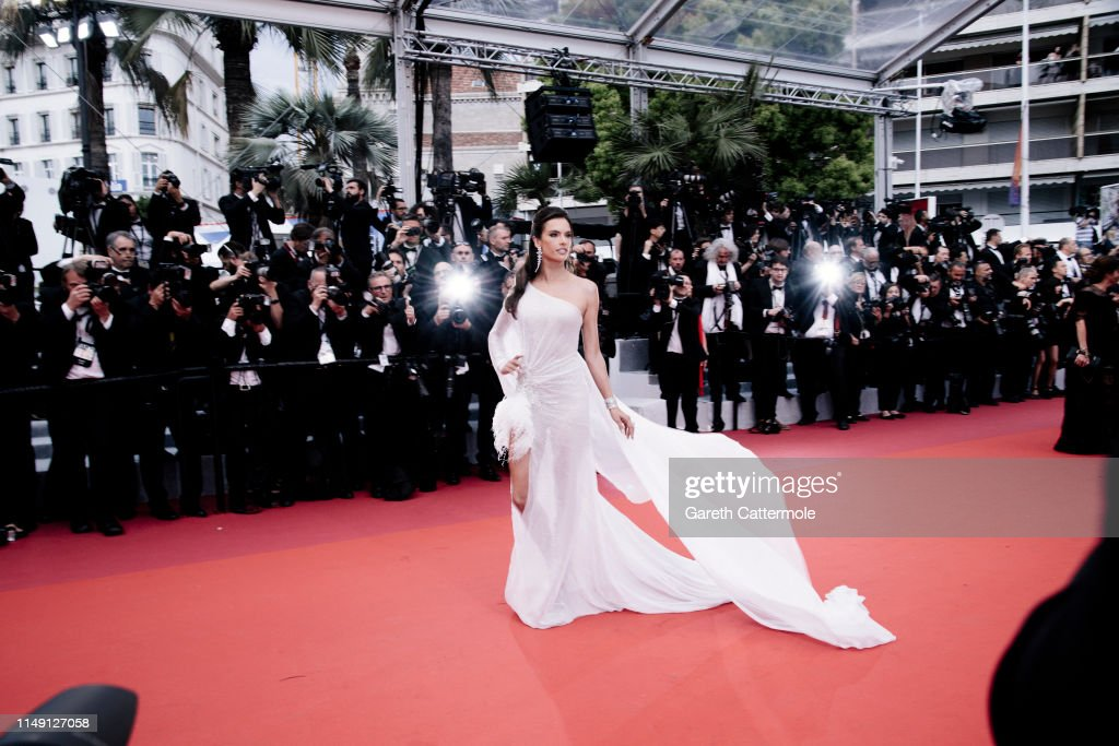 Colour Alternative View - The 72nd Annual Cannes Film Festival : News Photo