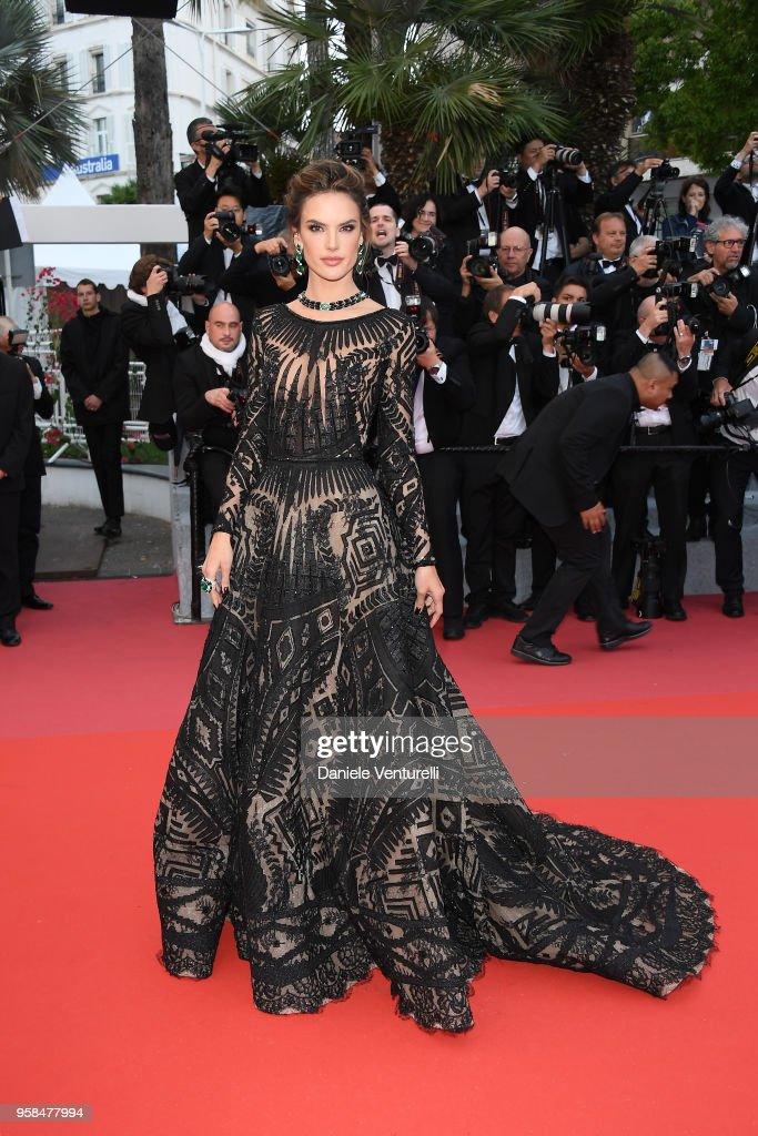 """Blackkklansman"" Red Carpet Arrivals - The 71st Annual Cannes Film Festival : News Photo"