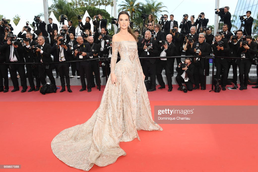 """The Wild Pear Tree (Ahlat Agaci)""  Red Carpet Arrivals - The 71st Annual Cannes Film Festival : News Photo"