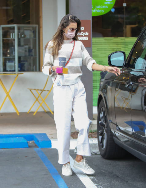 CA: Celebrity Sightings In Los Angeles - March 03, 2021