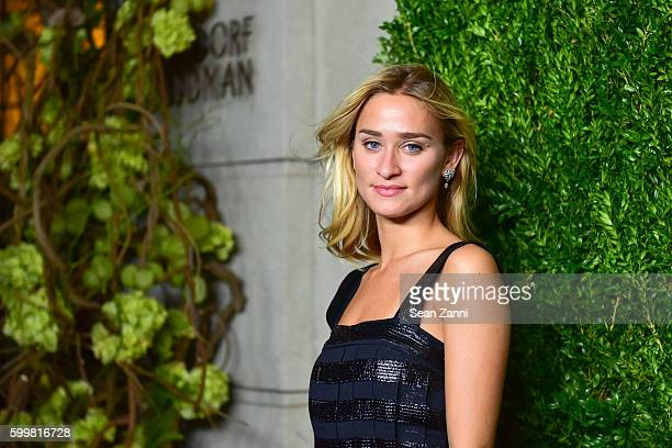 Alessandra Brawn attends CHANEL Fine Jewelry Dinner in Honor of Keira Knightley at The Jewel Box Bergdorf Goodman Arrivals at Bergdorf Goodman on...