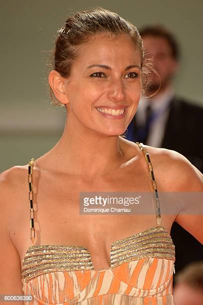 Alessandra Carrillo attends the premiere of 'Questi Giorni' during the 73rd Venice Film Festival at Sala Grande on September 8 2016 in Venice Italy