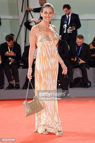 Alessandra Carrillo attends the premiere of 'Questi Giorni' during the 73rd Venice Film Festival at Sala Grande on September 8, 2016 in Venice, Italy.