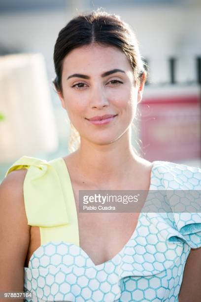 Alessandra de Osma aka Sassa attends the 'Life Can Be Perfect' party at NH Gran Via Hotel on June 19 2018 in Madrid Spain