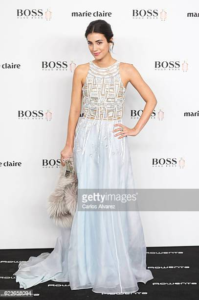Alessandra de Osma attends 'Marie Claire Prix De La Moda' Awards 2016 at Florida Park Club on November 16 2016 in Madrid Spain