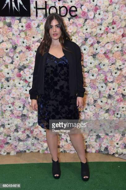 Alessandra Garcia Lorido attends the 2017 Spirit Of Life Award Luncheon Fashion Show at The Plaza Hotel on May 8 2017 in New York City