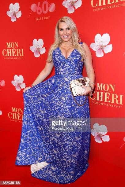 Alessandra Geissel attends the Mon Cheri Barbara Tag 2017 at Postpalast on November 30 2017 in Munich Germany