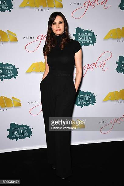 Alessandra Martines attend AMBI GALA in honor of Antonio Banderas and Jonathan Rhys Meyers on May 07 2016 in Rome