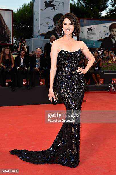 Alessandra Martines attends the 'Hungry Hearts' premiere during the 71st Venice Film Festival on August 31, 2014 in Venice, Italy.
