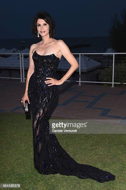 Alessandra Martines attends the Kineo Award during the 71st Venice Film Festival on August 31 2014 in Venice Italy