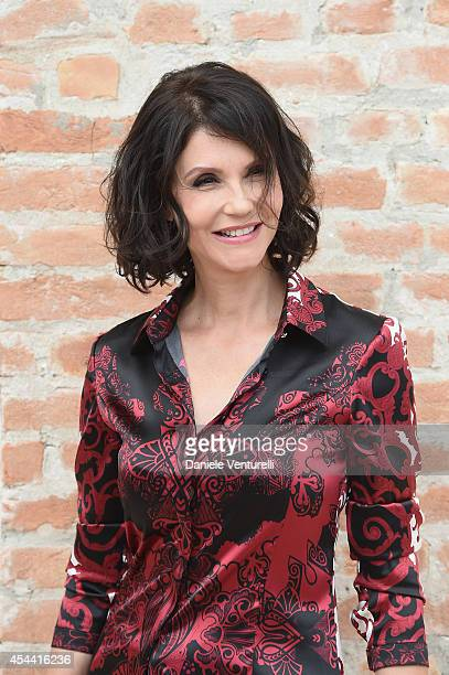 Alessandra Martines attends the Kineo Award Photocall during the 71st Venice Film Festival at Hotel Excelsior on August 31 2014 in Venice Italy