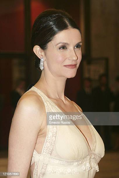 Alessandra Martinez during 50th David di Donatello Awards April 21 2006 at Auditorium Della Conciliazione in Rome Italy