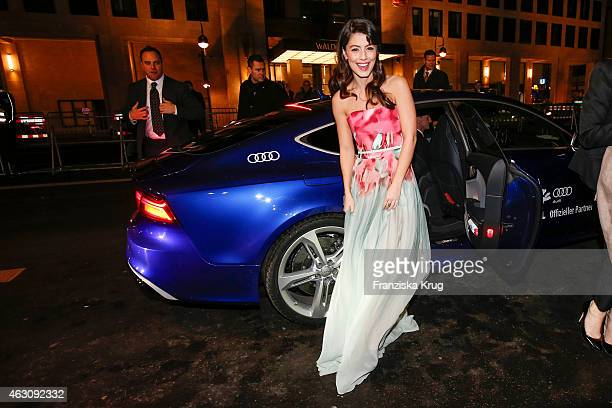 Alessandra Mastronardi attends the 'Life' Premiere AUDI at The 65th Berlinale International Film Festival on February 09 2015 in Berlin Germany