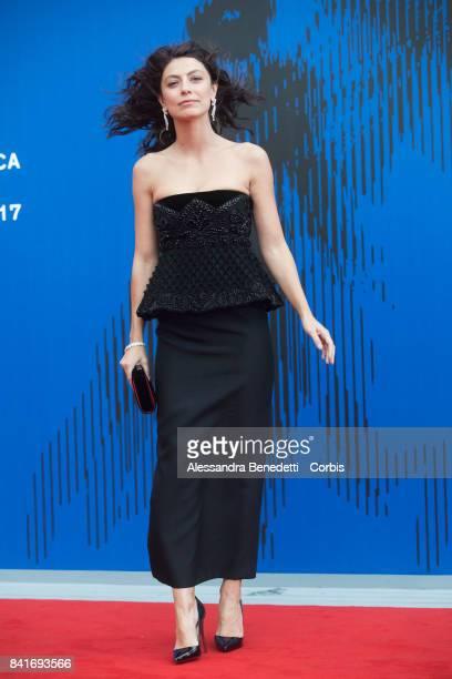 Alessandra Mastronardi attends the The Franca Sozzani Award during the 74th Venice Film Festival at Sala Giardino on September 1 2017 in Venice Italy