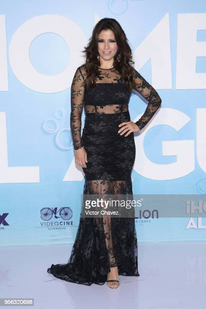 Alessandra Rosaldo attends the 'Overboard ' Mexico City premiere at Cinemex Antara on May 8 2018 in Mexico City Mexico