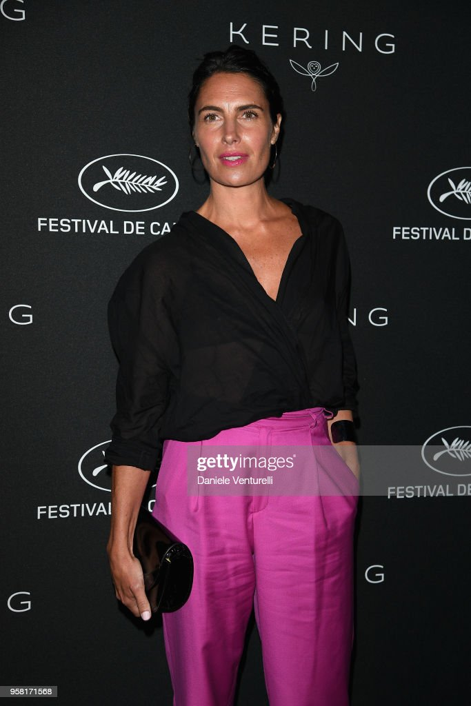 Alessandra Sublet Attends The Women In Motion Awards Dinner Presented By  Kering And The 71th Cannes
