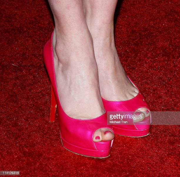 Alessandra Torresani arrives at the Maxim Hot 100 Party held at Eden on May 11 2011 in Hollywood California